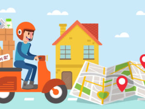 Google Maps aggiunge le opzioni di consegna